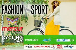 FASHION vs SPORT  & Craiova Cycling Day
