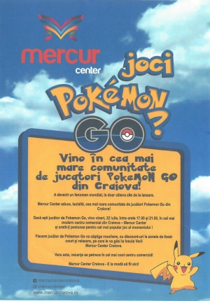 Joci Pokemon Go?