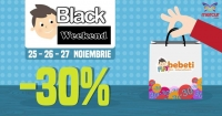 Black Weekend - Bebeti