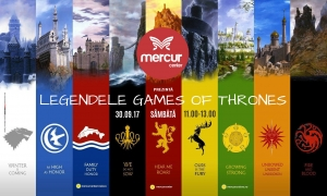 Atelierele Copilariei - Games of Thrones